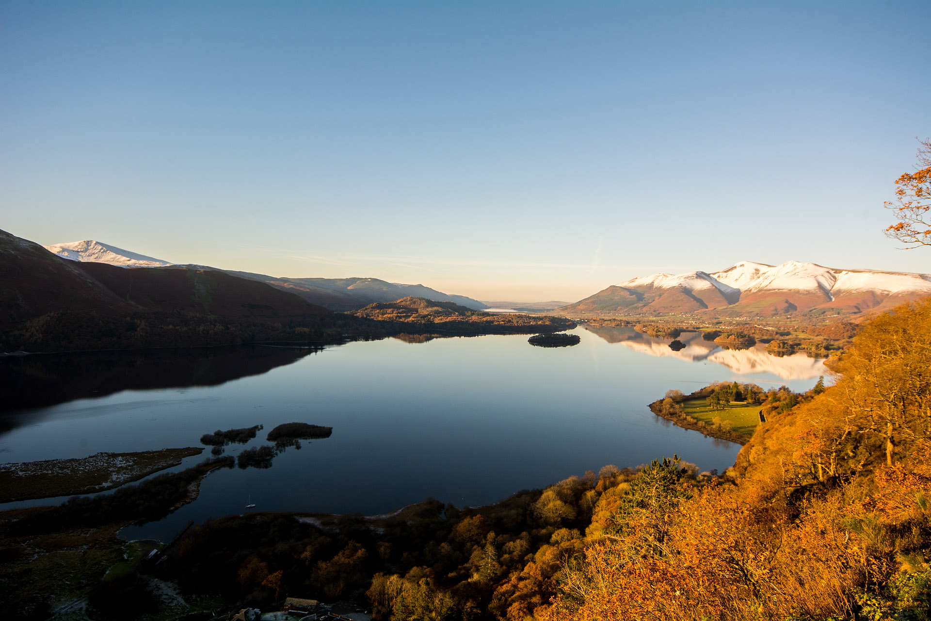 Surprise View (Derwentwater)
