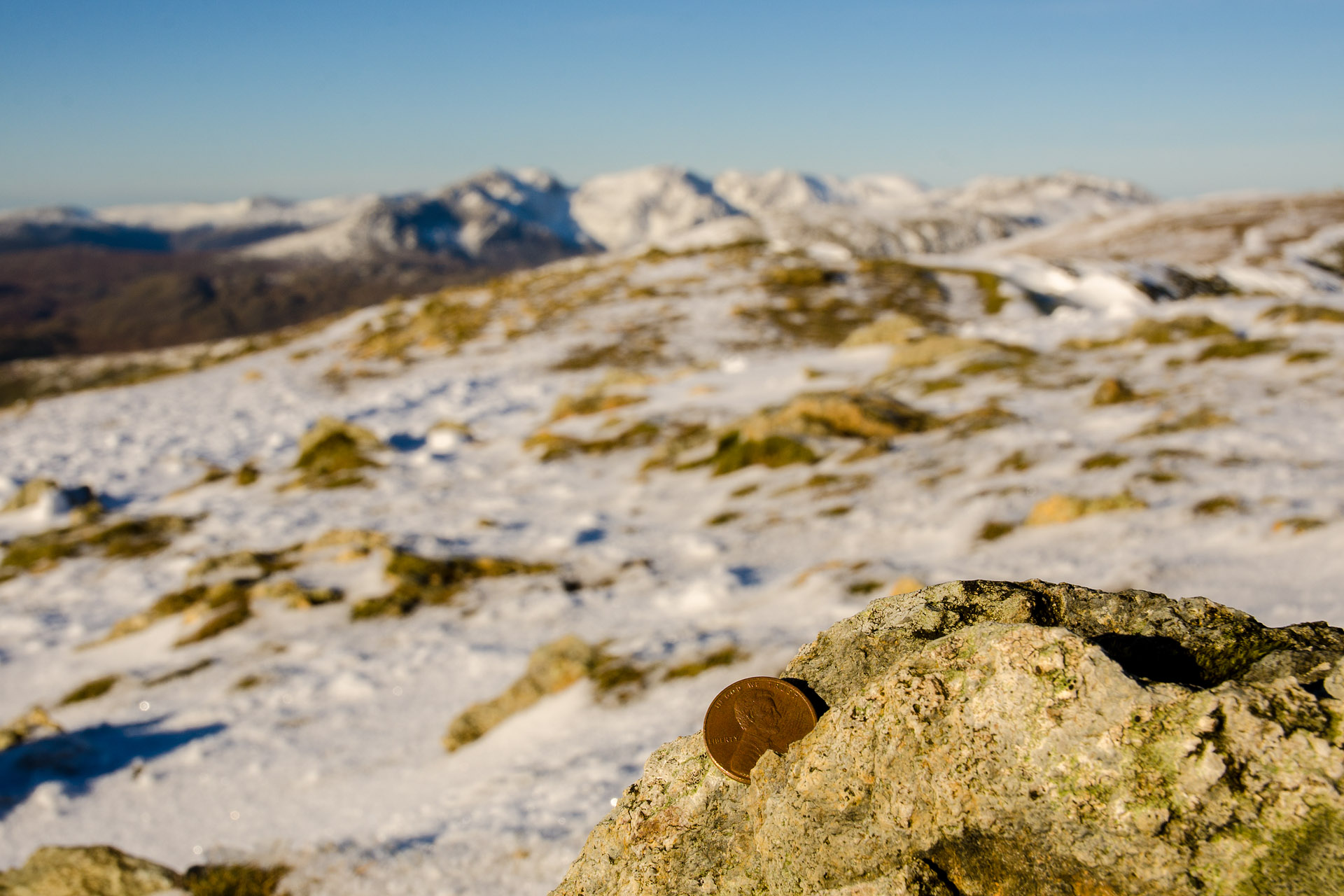 Old Man of Coniston summit