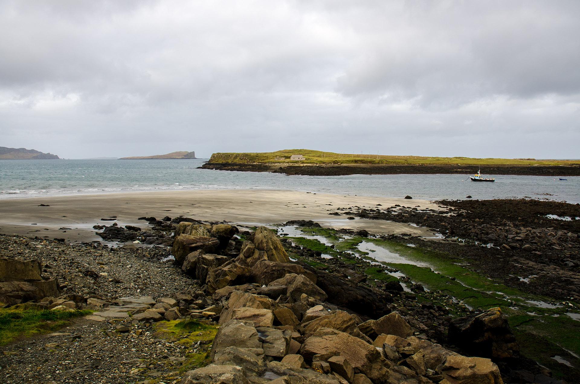 Staffin Beach (An Corran)