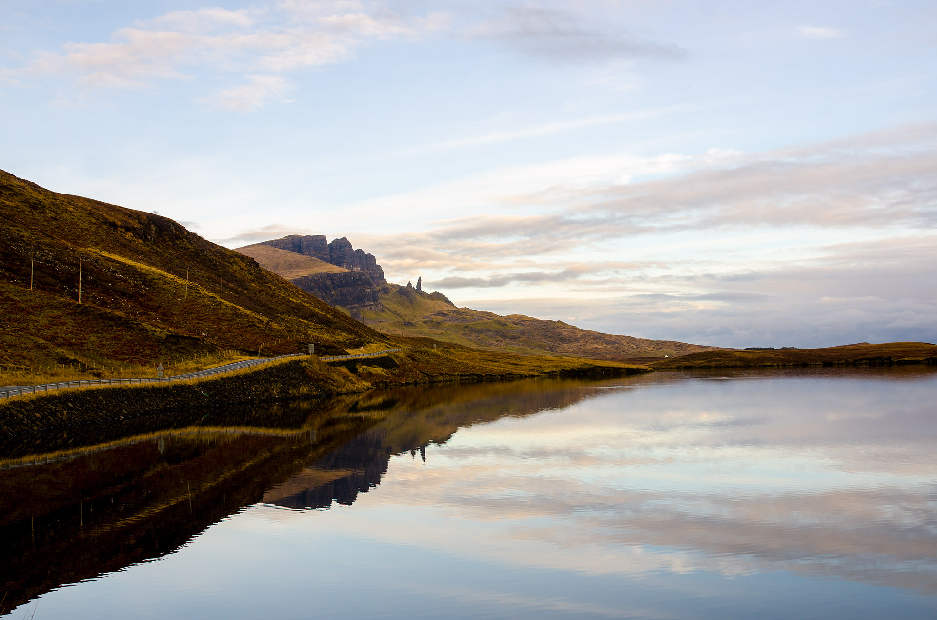 Old Man of Storr & Loch Leathan
