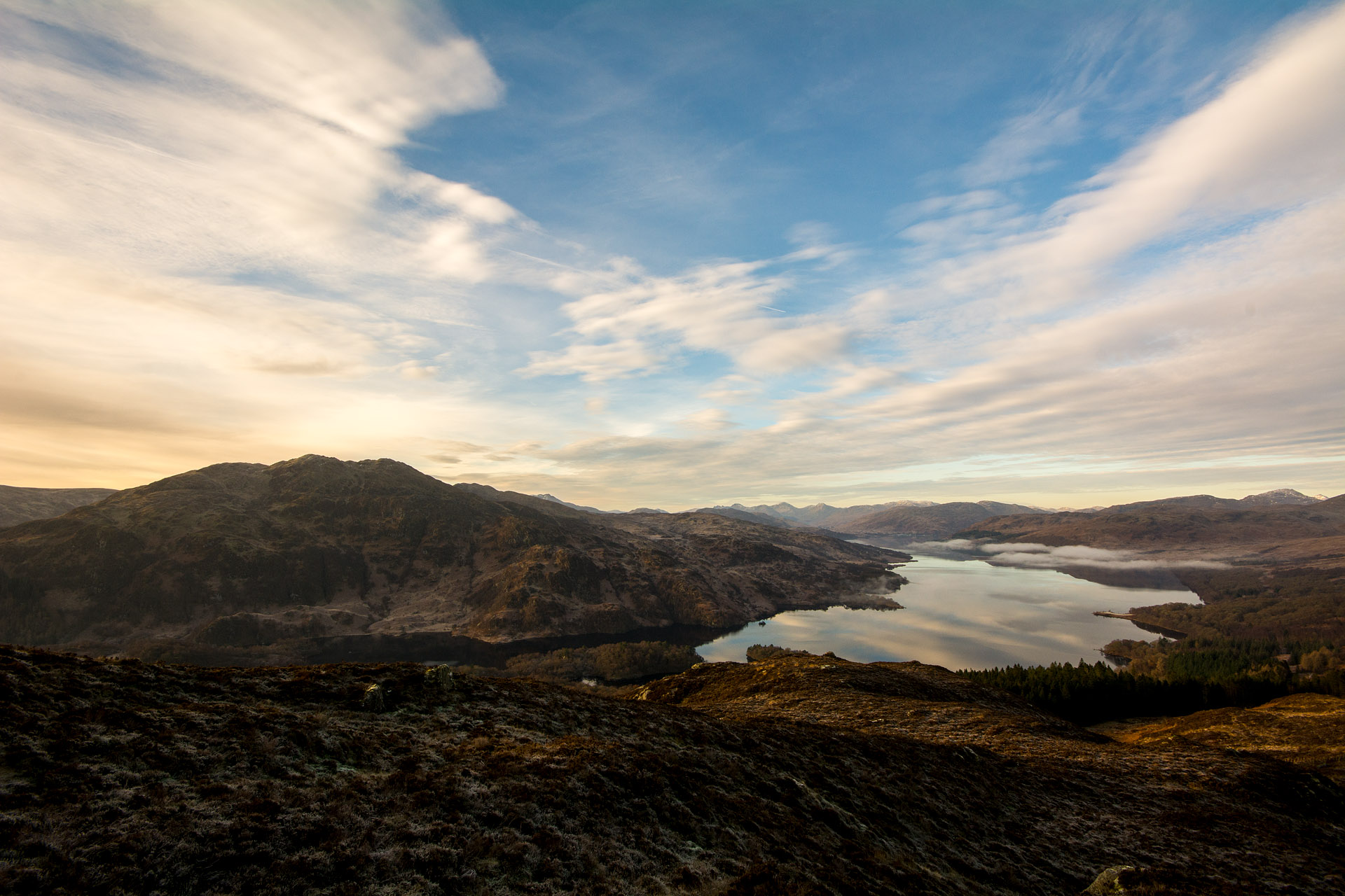 Loch Katrine & The Trossachs