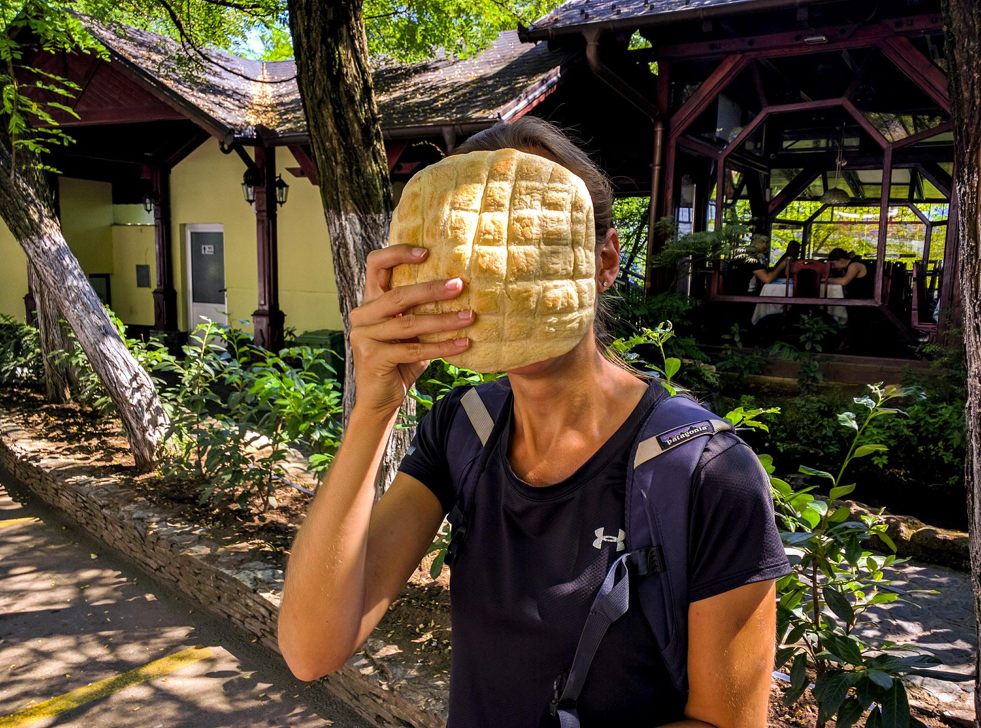Holy bread! (Jablanica, Bosnia & Herzegovina)