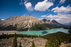 Peyto Lake & Cauldron Peak
