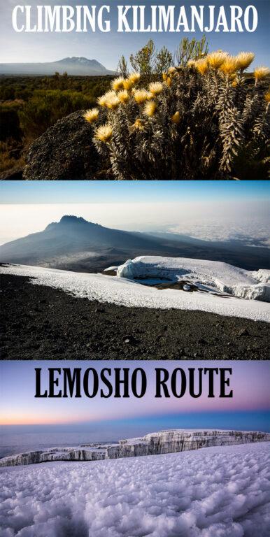 Mt. Kilimanjaro - Lemosho Route