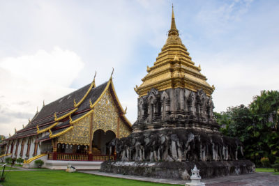 Going Solo in Chiang Mai
