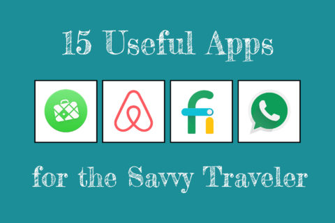 15 Useful Apps for the Savvy Traveler