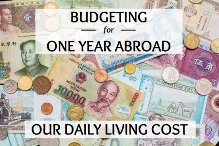Budgeting for One Year Abroad