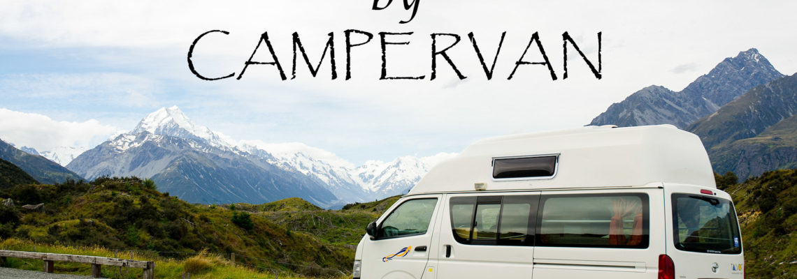 New Zealand by Campervan