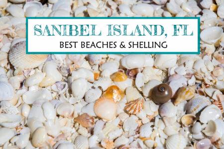 Sanibel Island, FL - Best Beaches & Shelling