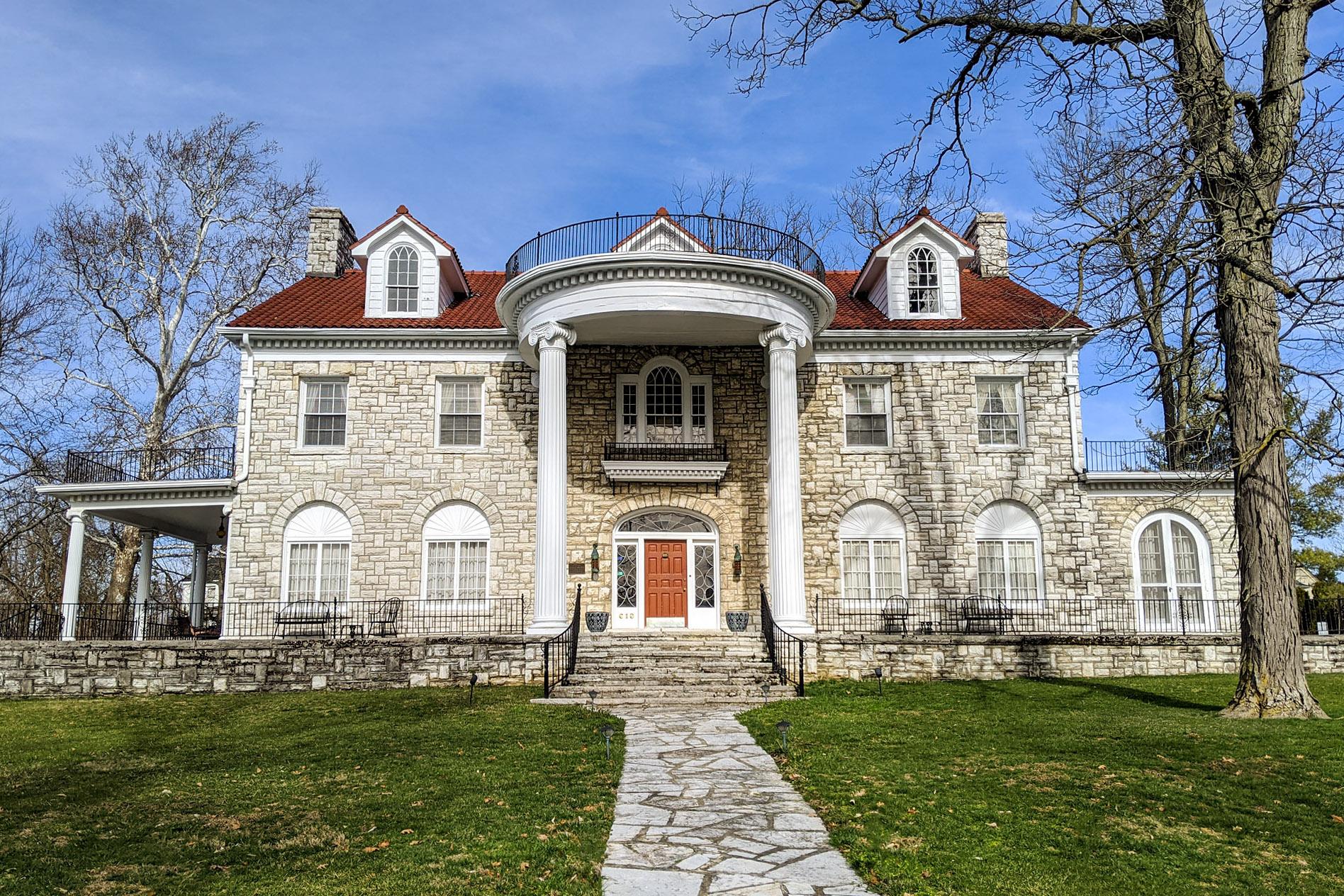 Greystone House