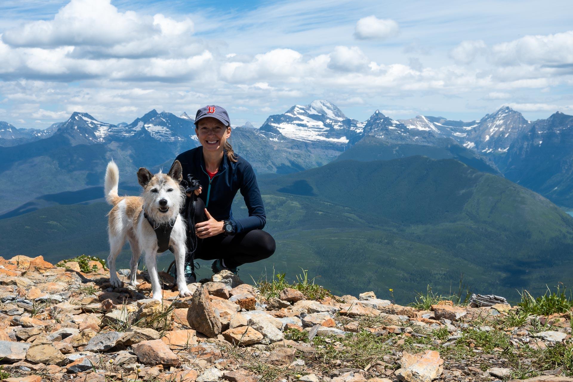 Ousel Peak summit