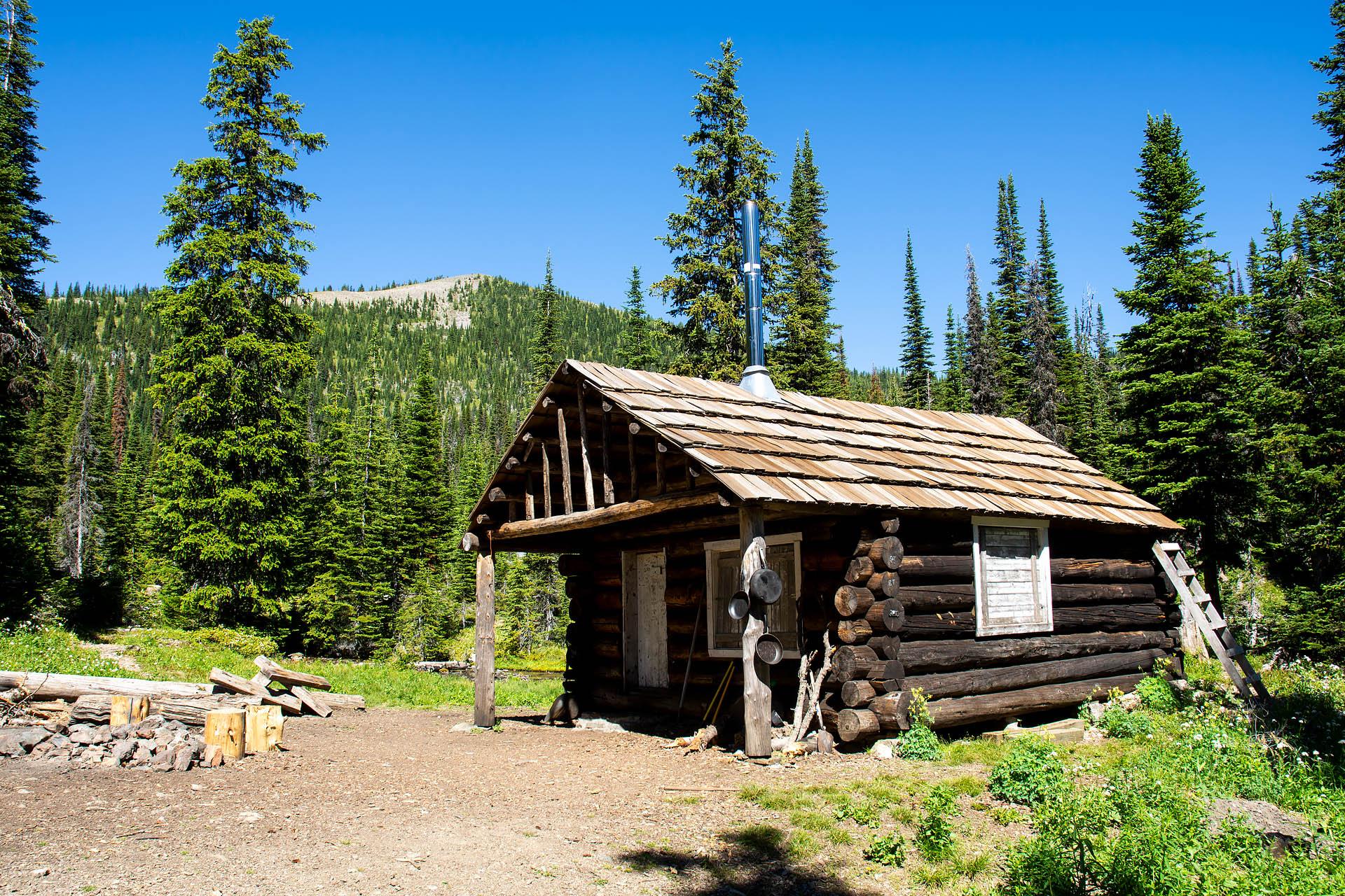 Wolverine Cabin