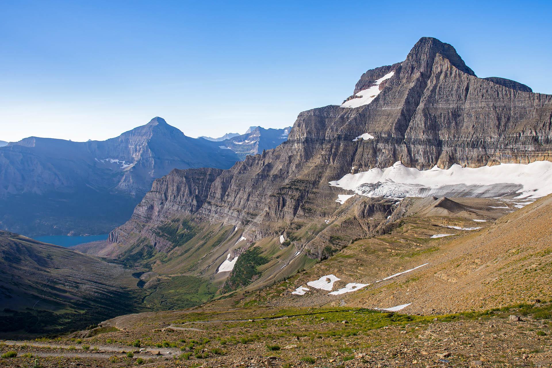 Going-to-the-Sun Mountain & Sexton Glacier