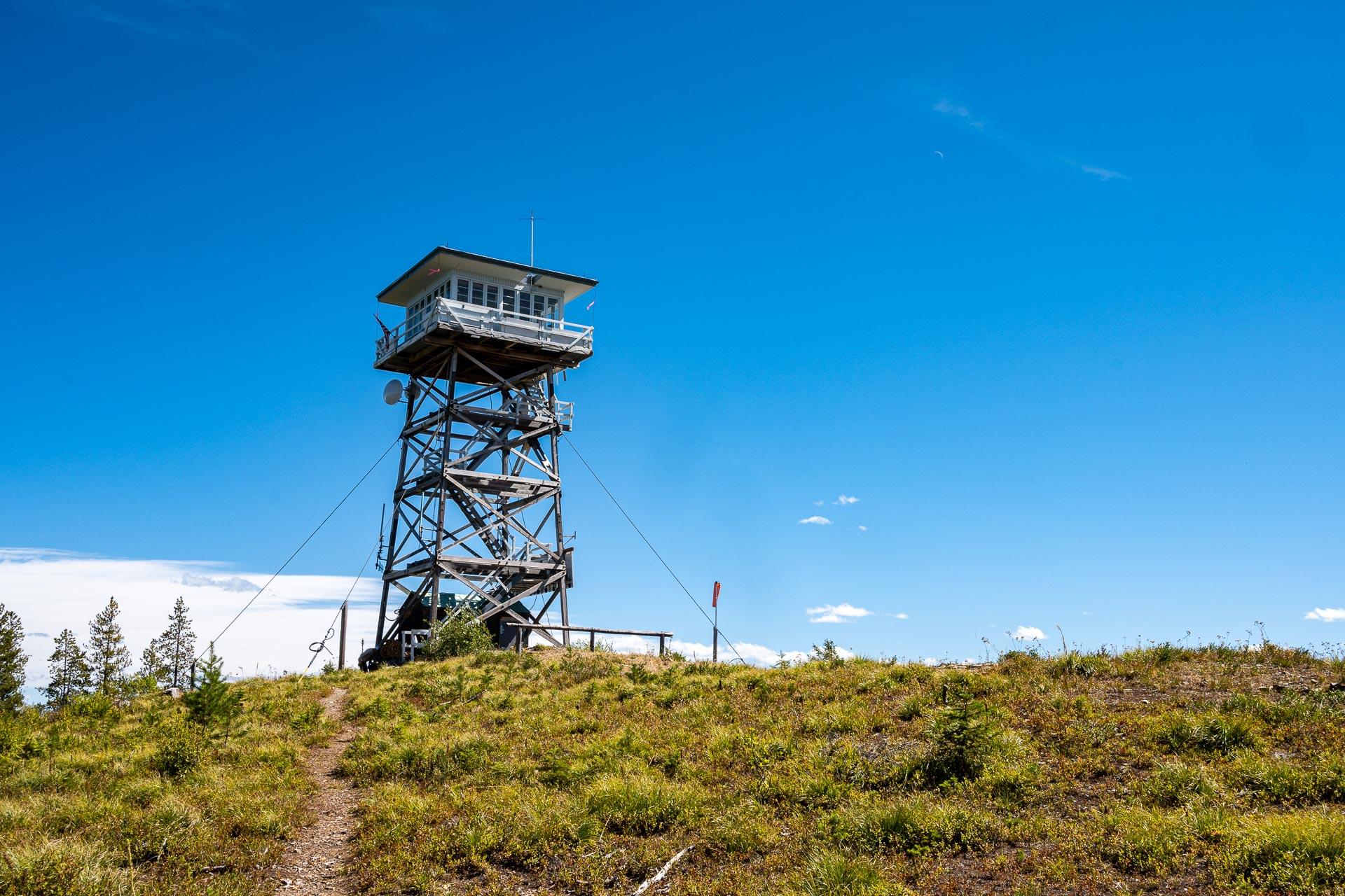 Cyclone Peak Lookout