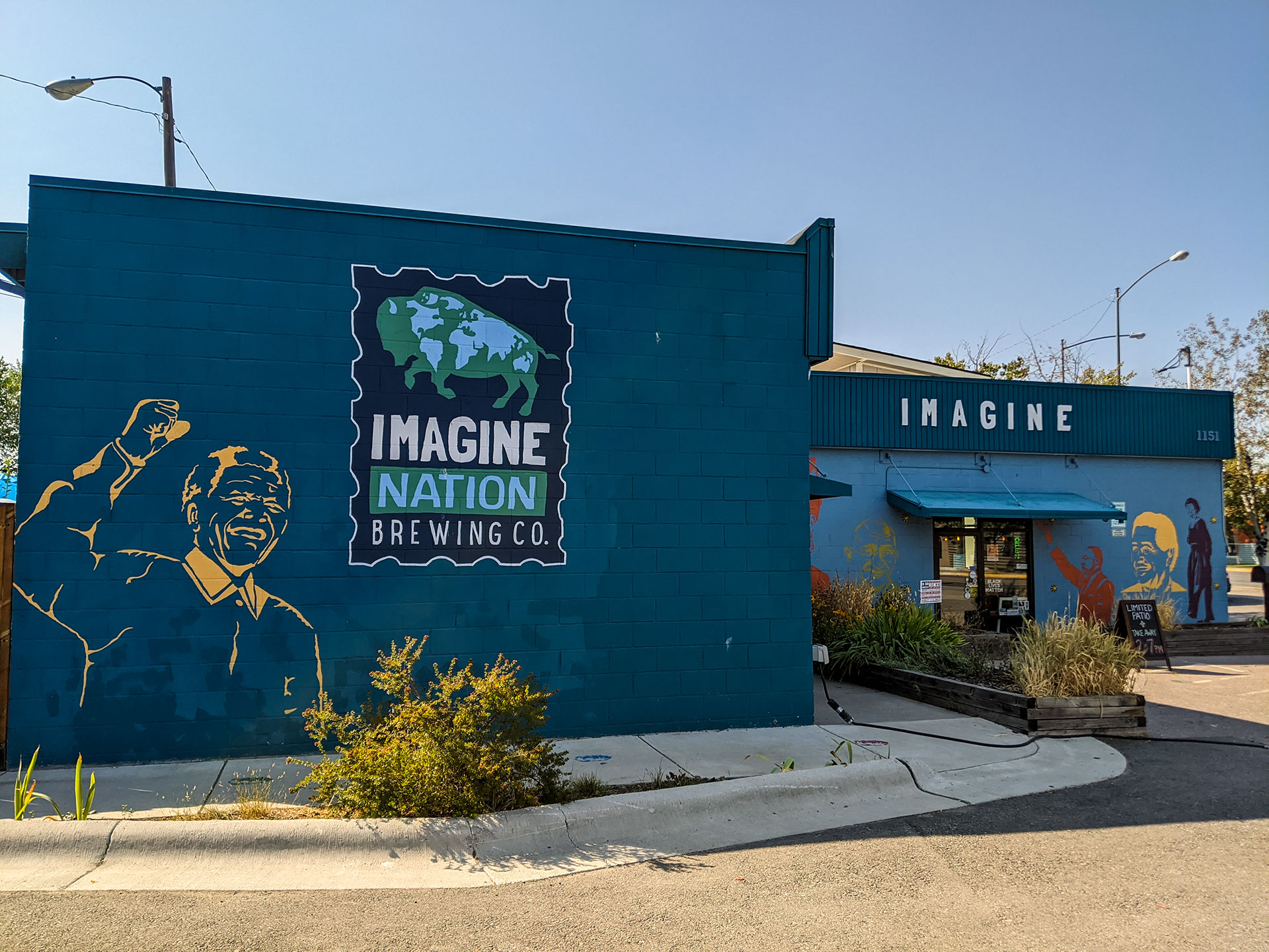 Imagine Nation Brewing Co. (Missoula)