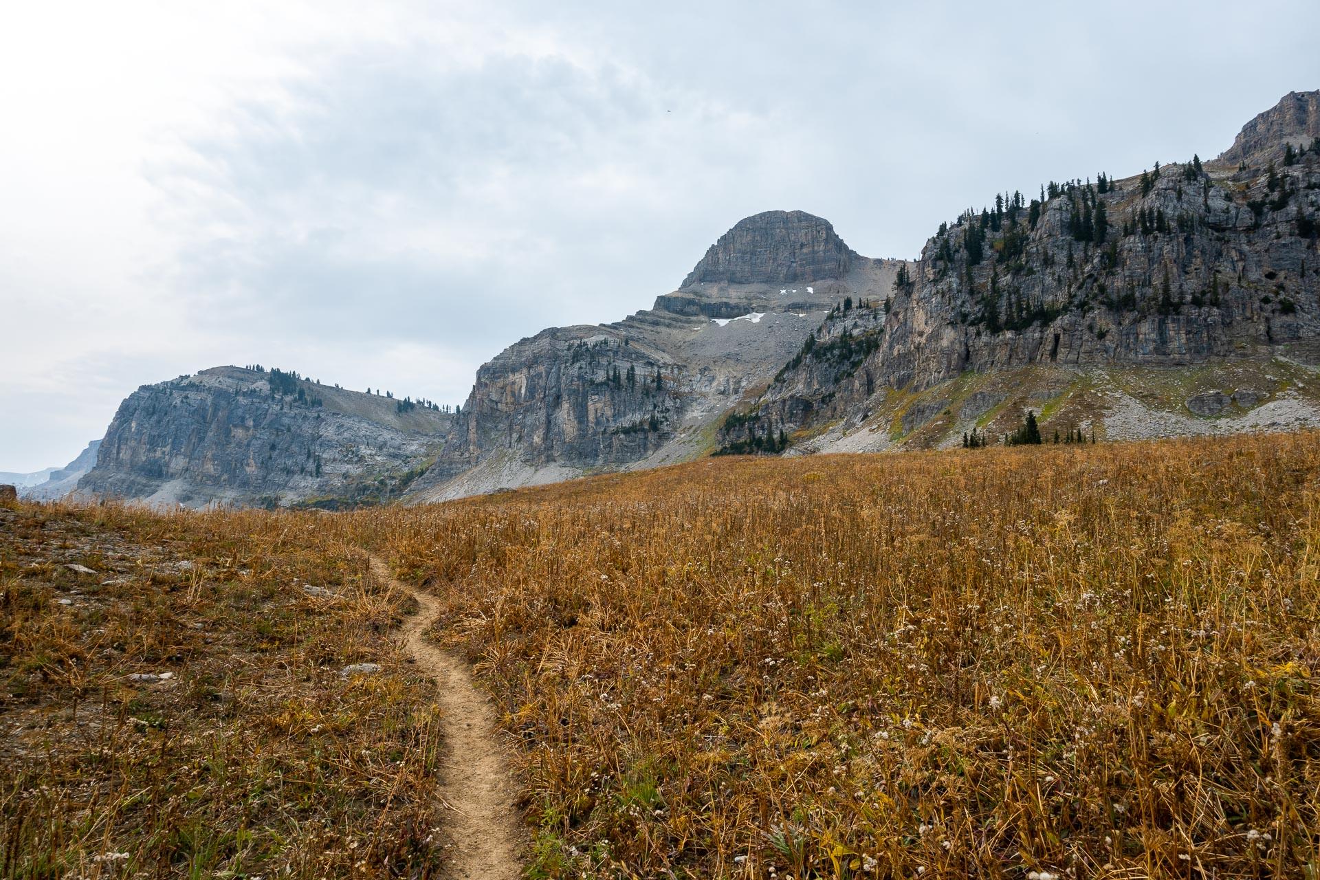 The Wedge, Mt. Meek