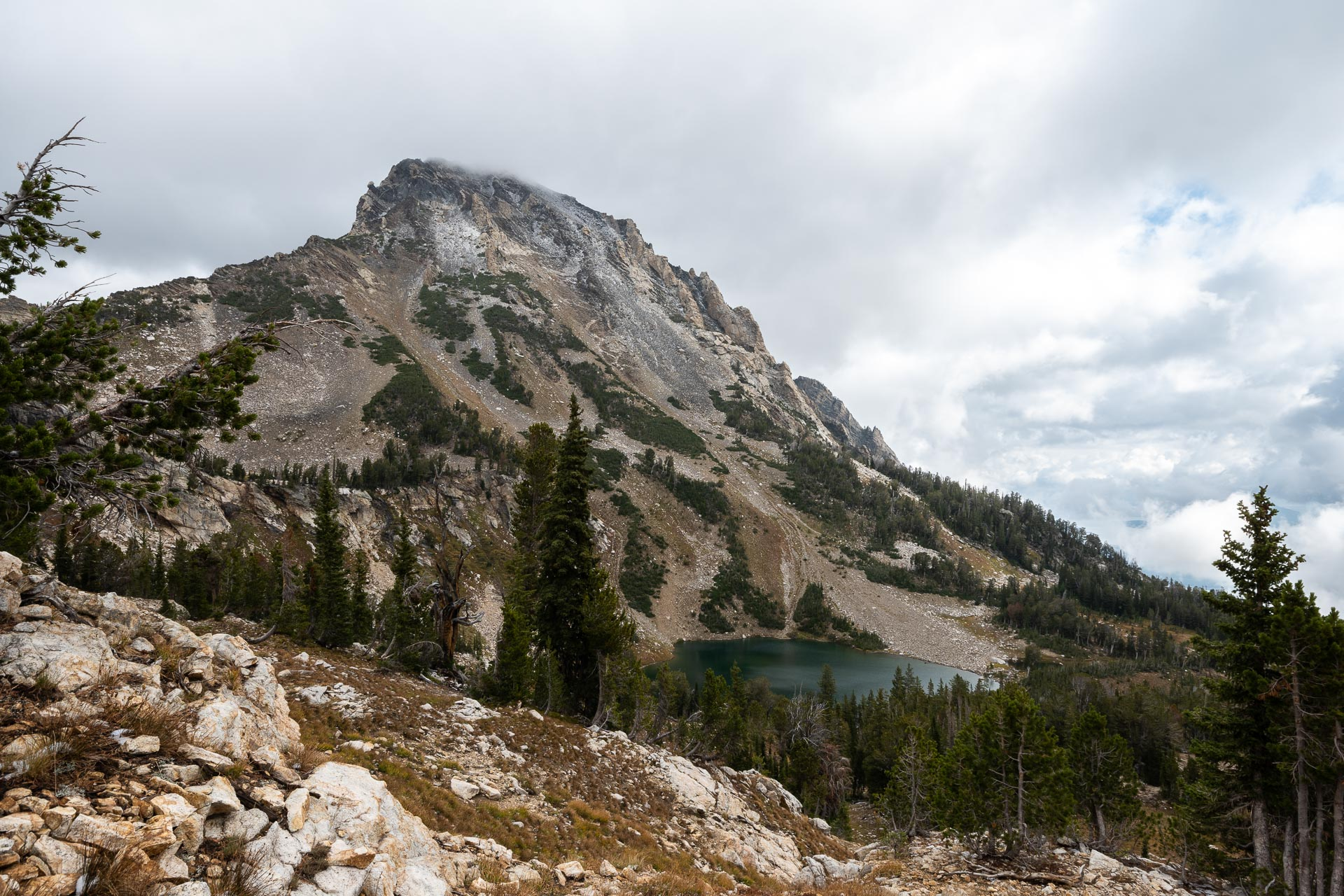 Mt. Woodring & Holly Lake