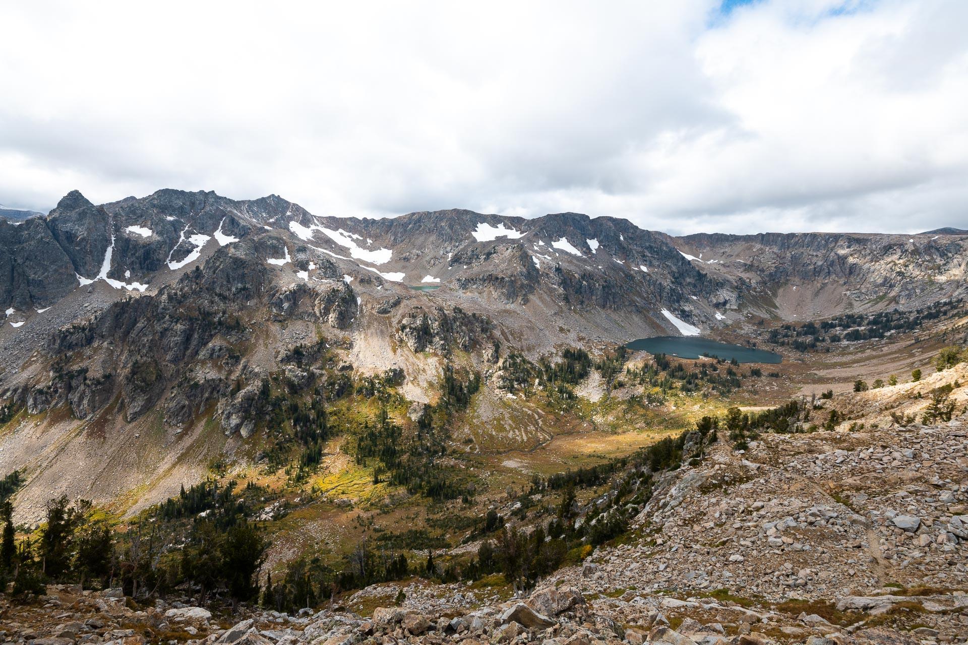 Cascade Canyon, Mica Lake & Lake Solitude