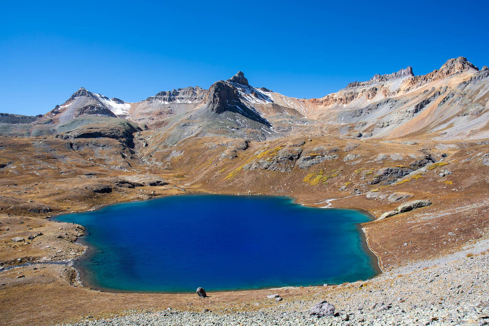Ice Lake & Golden Horn