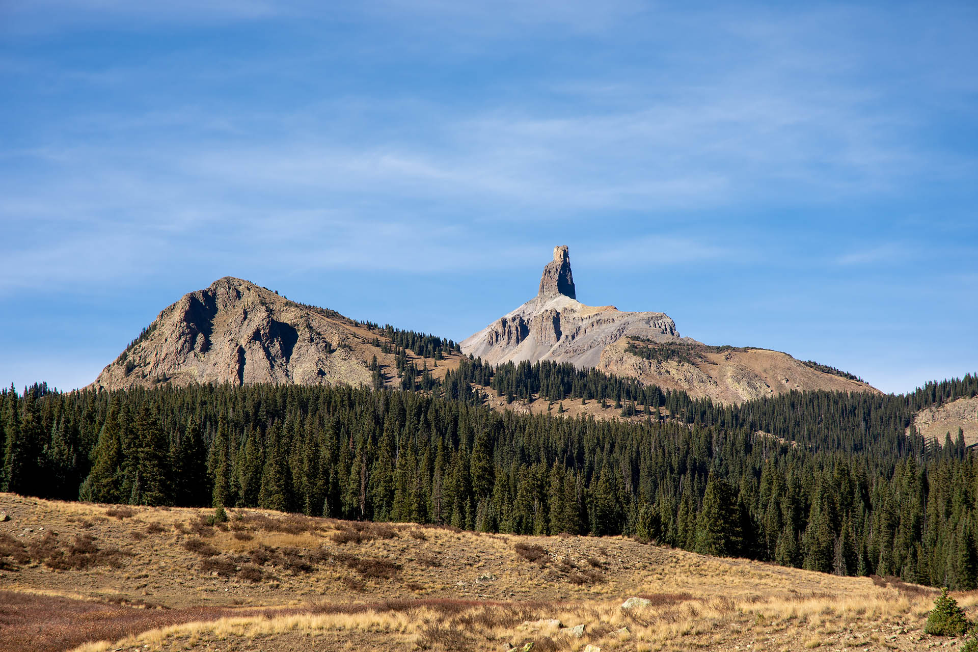 Lizard Head Mountain