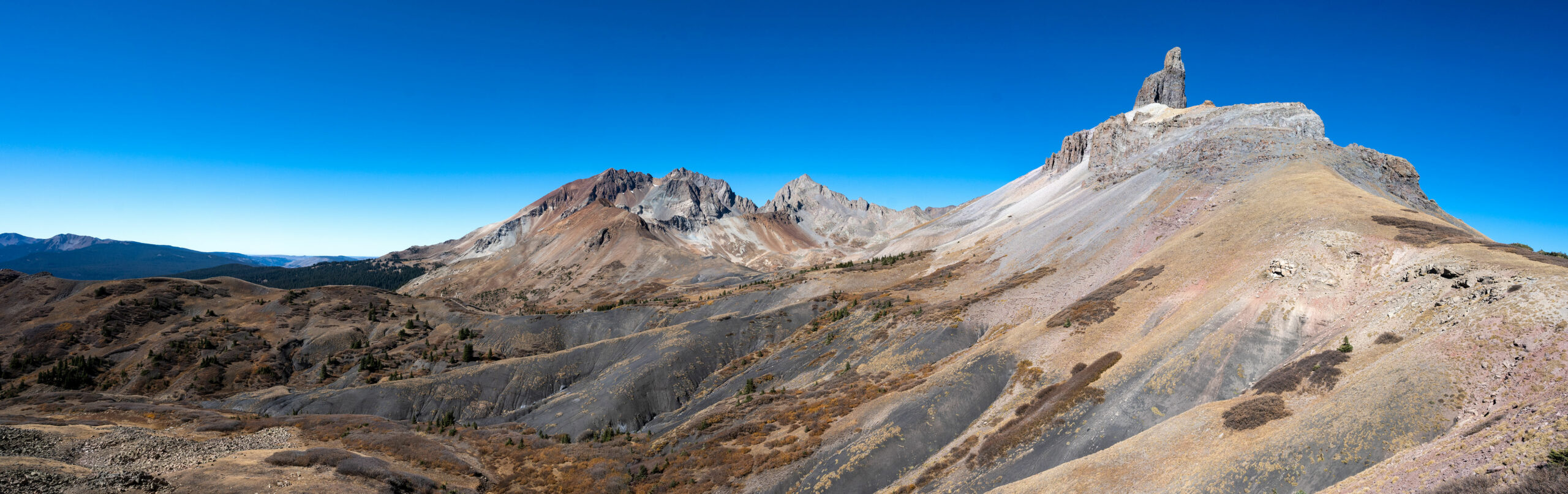 Lizard Head Mountain & Wilson Group