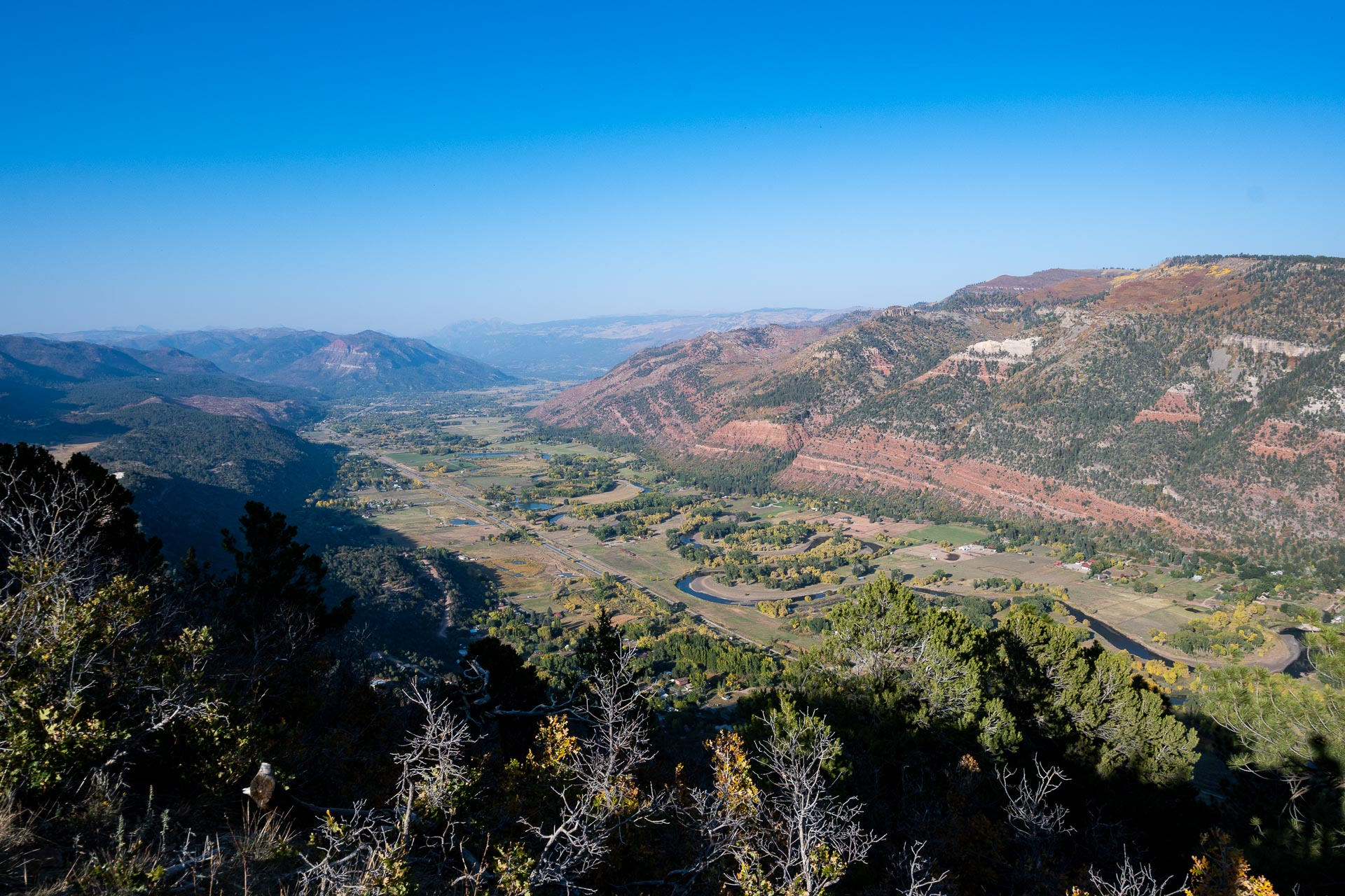 Animas River Valley