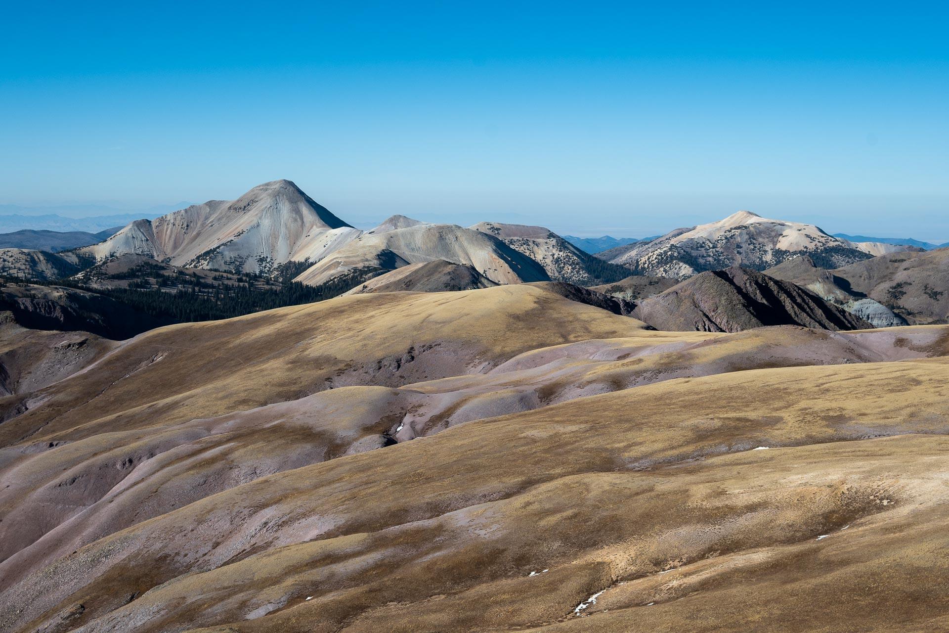 Mt. Baldy & Mt. Belknap