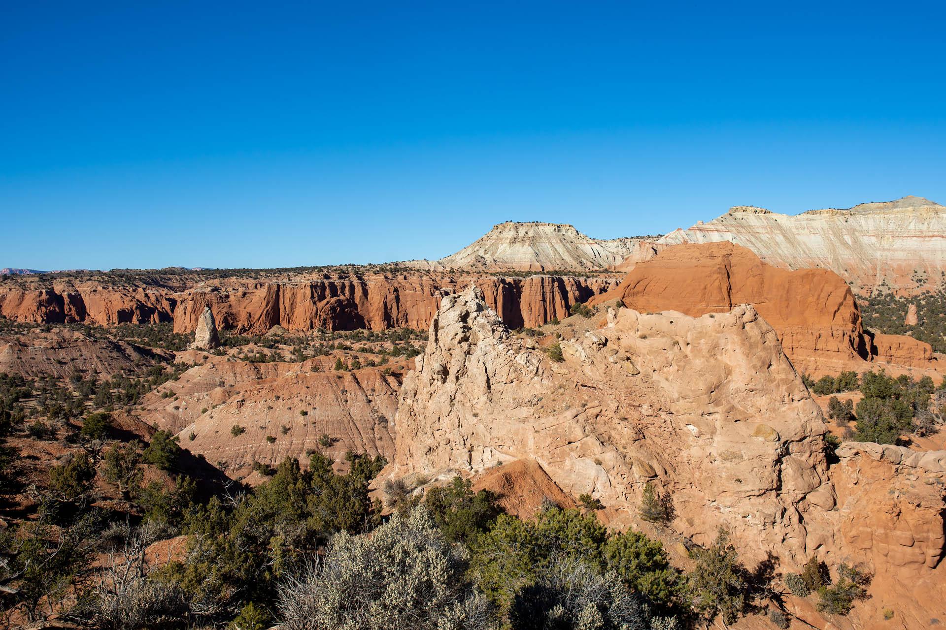 Panorama Point (Mammoth Spire, left)