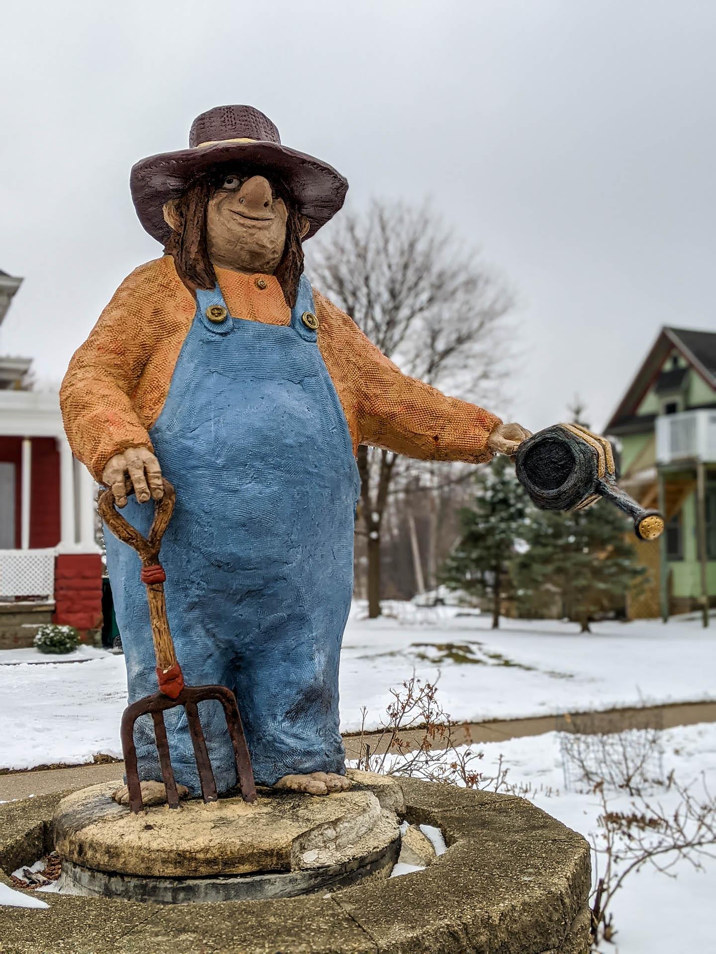 Gardener Troll