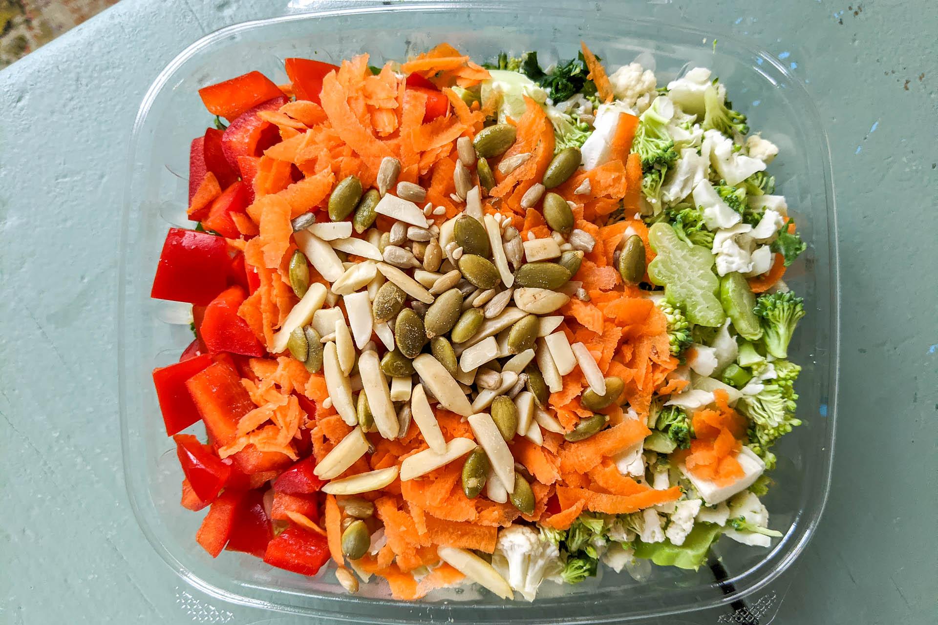 Thrive bowl