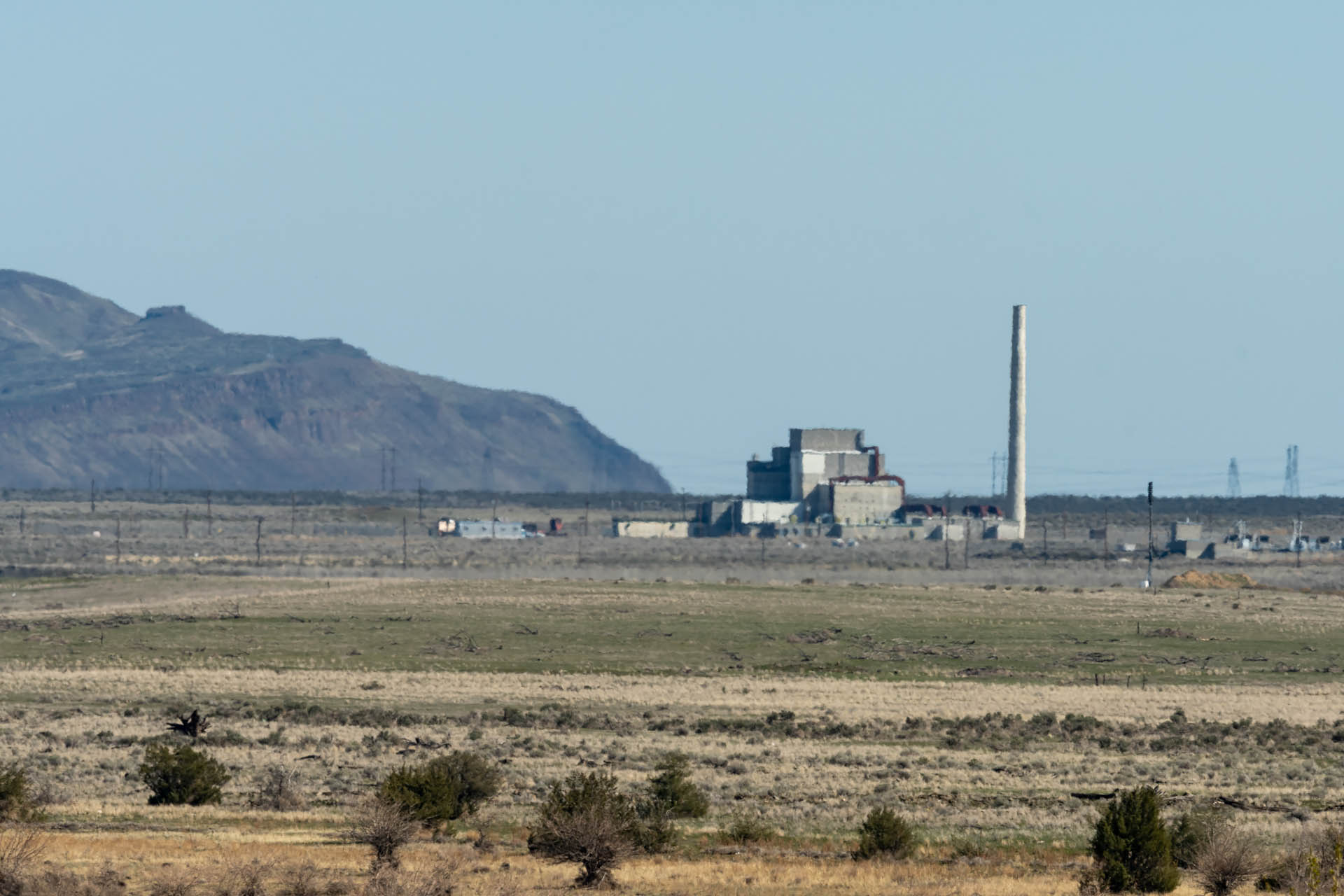 B Reactor, Hanford Site