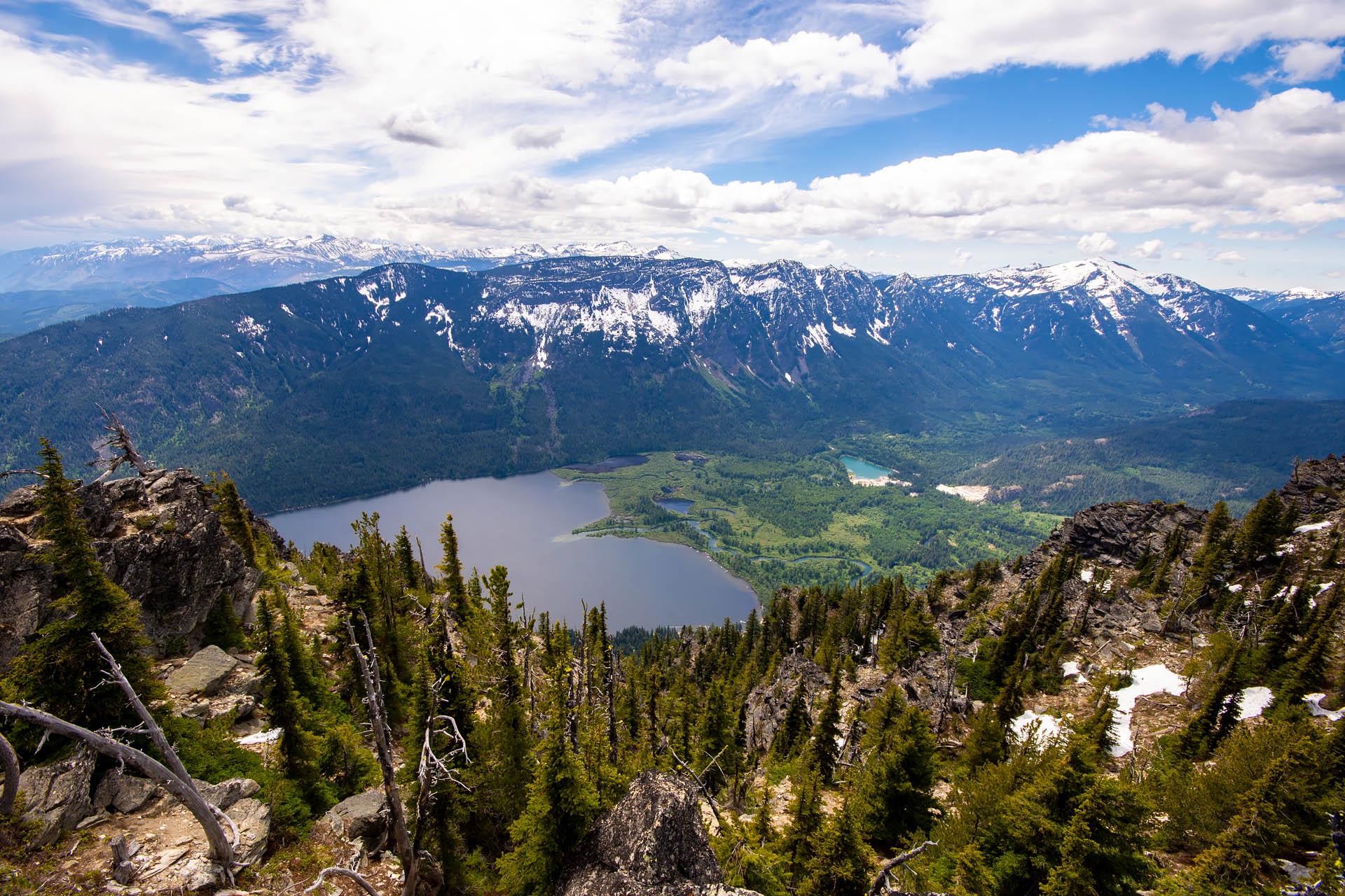 Lake Wenatchee, Nason Ridge