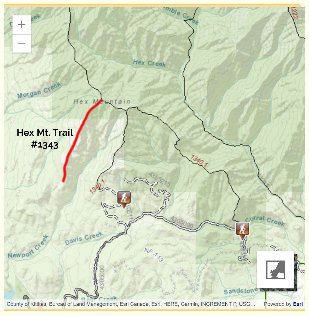 Hex Mountain Trail System