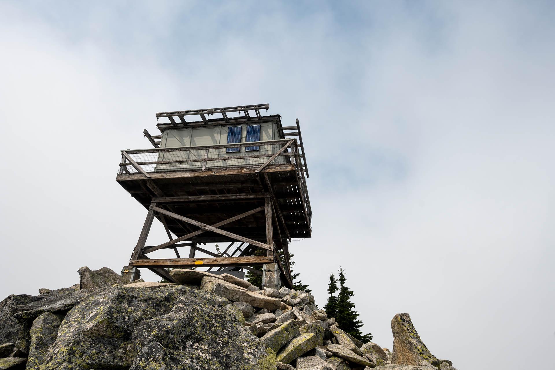 Granite Mountain Lookout