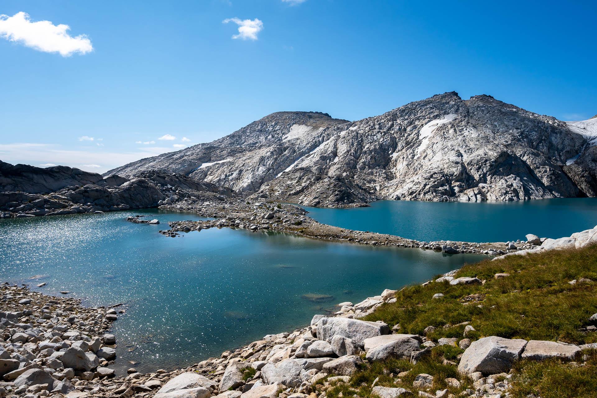 Isolation Lake & Lake Reginleif