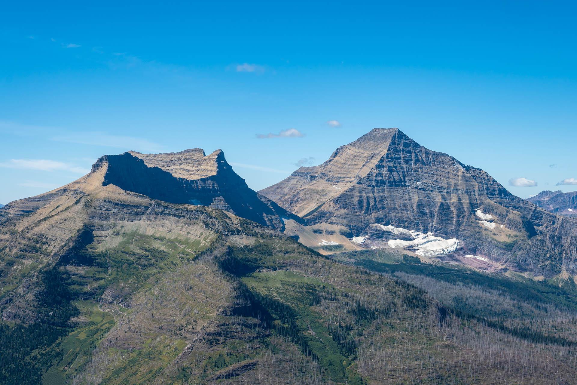 Mt. Pinchot & Mt. Stimson