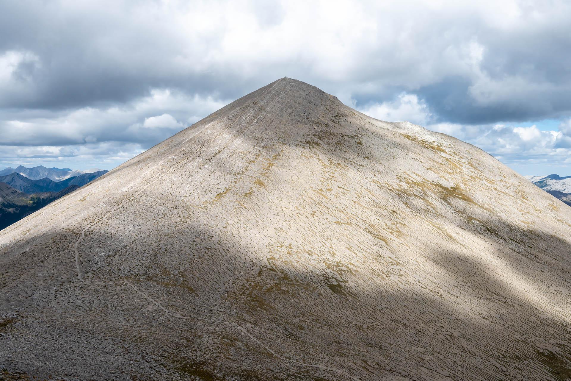 Mt. Wright (true summit)