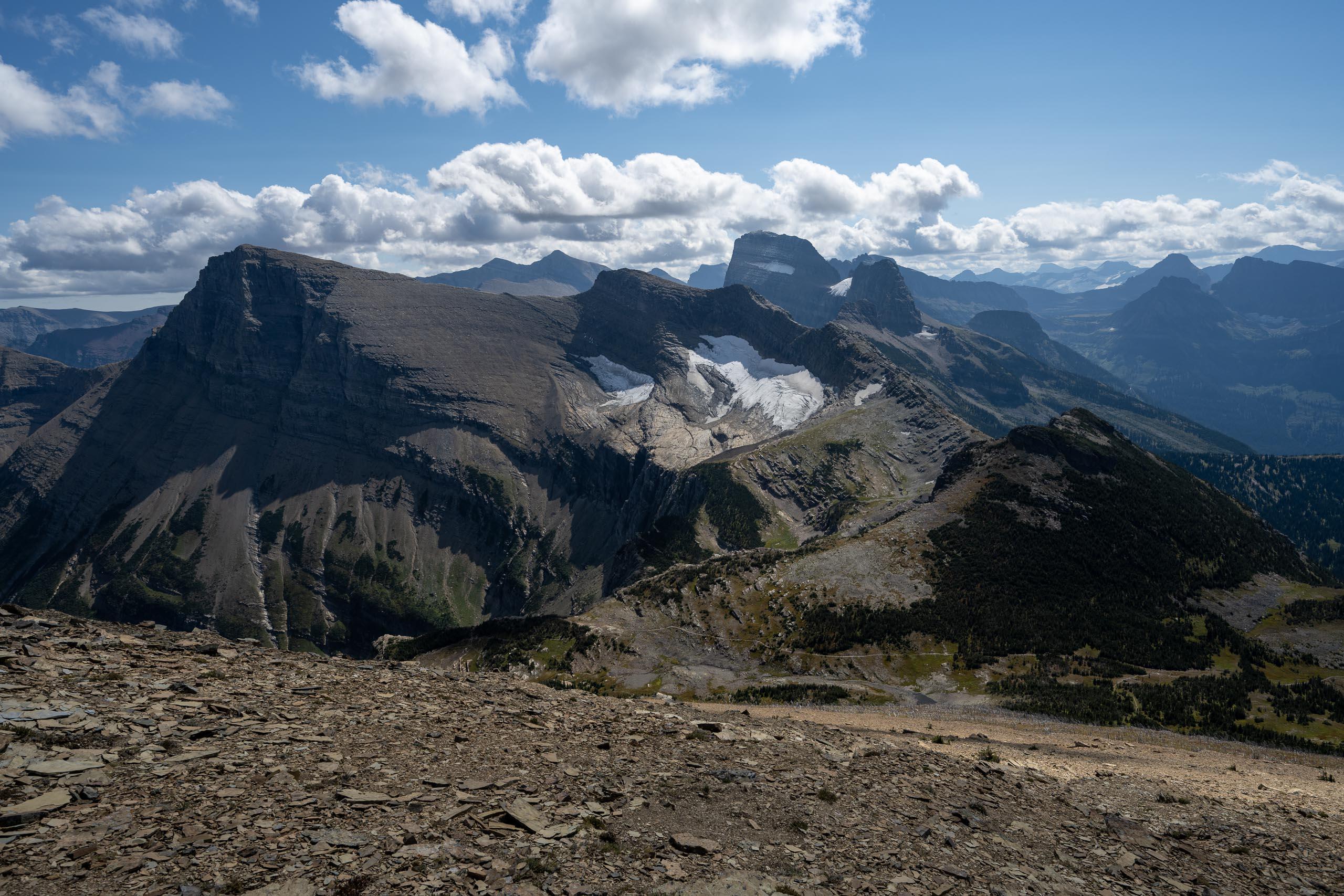 Swiftcurrent Glacier & Mt. Gould